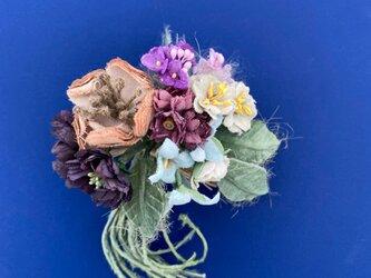 布花 Corsage petit bouquet Dの画像
