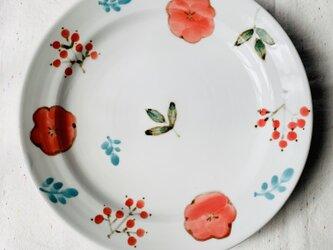 祝いの器 7寸リム皿の画像