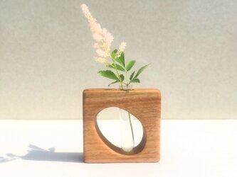 木の花瓶【クスノキ】の画像