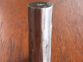 鉄分補給!ただの鉄の塊(円柱)の画像