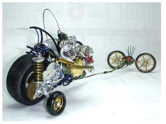 ばかバイク・シリーズ / カイチョウⅢ号の画像