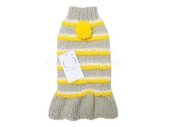 【犬のセーター】PuKu-PuKuワンピース〔#13-135〕の画像