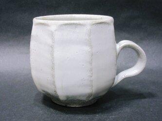 斑唐津マグカップの画像