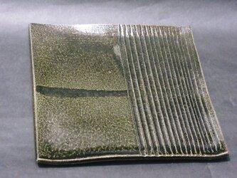 正方形陶板の画像