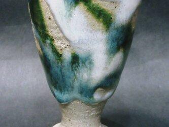 朝鮮唐津フリーカップ(掛け流し)の画像