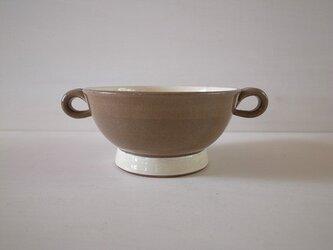 スープカップ・茶の画像