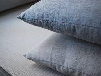 ご注文品「Organic cotton クッションカバー」の画像