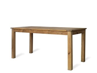 ABE Old Pine Wood Dining Table 160《NA》の画像