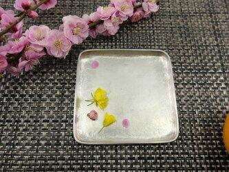 純錫製 小皿の画像