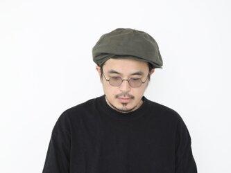 mushroom cap / khaki / size M(58cm)の画像