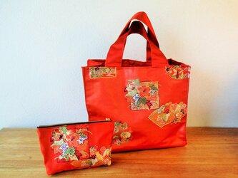 トートバッグセット 赤い箱庭 セット割の画像