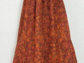 ギャザースカート 7090の画像