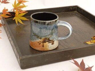 BLUEマグカップの画像