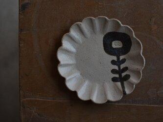 花型小皿の画像