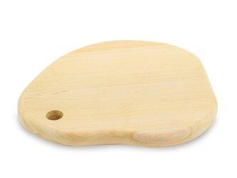 削り直し無料 カビに強い 青森ヒバのカッティングボード ヒバじゃが 一枚板の画像