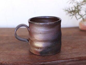 備前焼 コーヒーカップ c3-074の画像