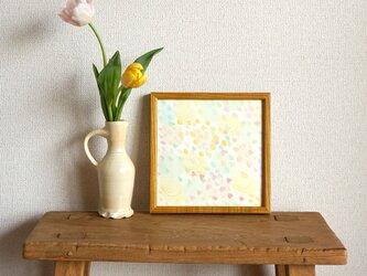 「haru no ogawa」20cm角ポスターの画像