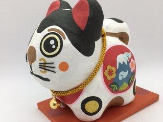 犬張り子 (富士山に松竹梅)の画像