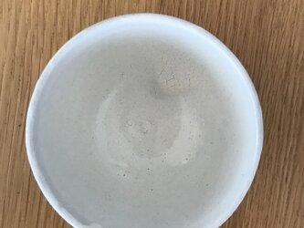 小さめ粉引き茶碗Aの画像