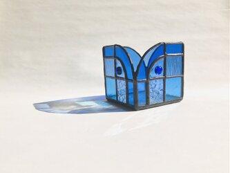 フリーボックス・W(double V・ブルー)の画像