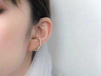 Sparkle真鍮イヤーカフ 片耳用の画像