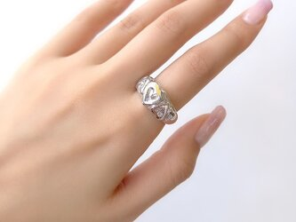 Three Hearts Ringの画像