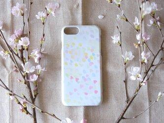 【iPhone / Android】側表面印刷*ハード型*スマホケース「haru no ogawa」の画像