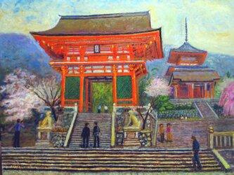 隠し門 清水寺の画像