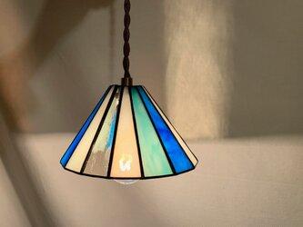 小さな丸屋根の灯り ペンダントライト 1の画像