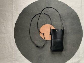 ハングフォンケース スマホケース 肩掛けケースの画像