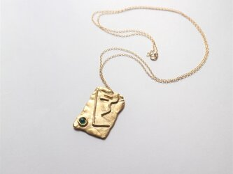 Geoglyph necklaceの画像