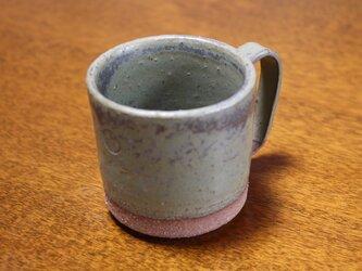 枯草色窯変釉コーヒーカップ#2の画像
