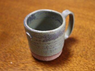 枯草色窯変釉コーヒーカップ#3の画像