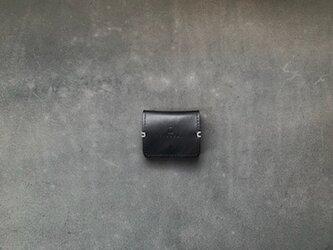 ポケットにもすっぽり収まる オープンコインケース 小銭入れの画像
