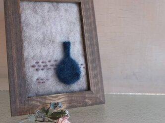 植物のフレームの画像