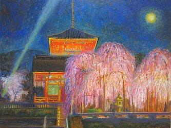 おぼろ月夜の画像