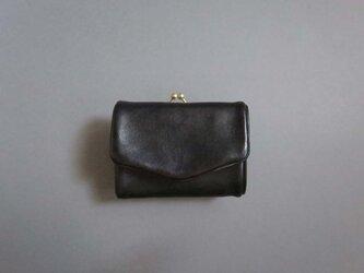 compact gama wallet (black)の画像