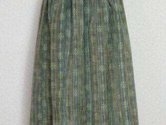 ギャザースカート 7091の画像