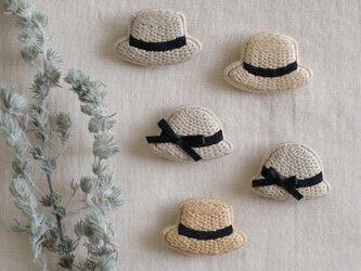 straw hatの画像