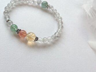 *balance color braceletの画像