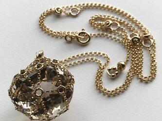 『 Healing light ( barance ) 』Necklace by K14GFの画像