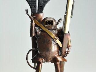 【受注製作】不思議の国のロボット6号機(205)の画像