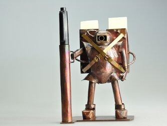 【受注製作】不思議の国のロボット7号機(206)の画像