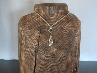 木製トルソー/Un.の画像