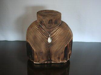 木製トルソー/Deux.の画像