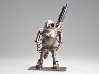 【受注製作】不思議の国のロボット5号機(204)の画像