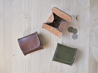 BOX型コインケース【受注生産】の画像
