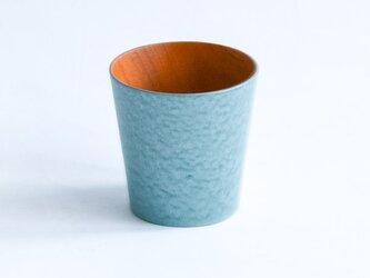 うつろいカップ グリーンパールナチュラル Sの画像