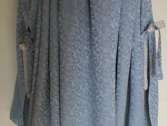 5495 訪問着で作った膝丈スカート #送料無料の画像