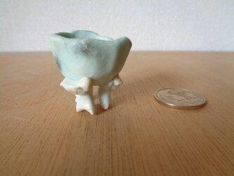 ミニ植木鉢 ヒツジの画像